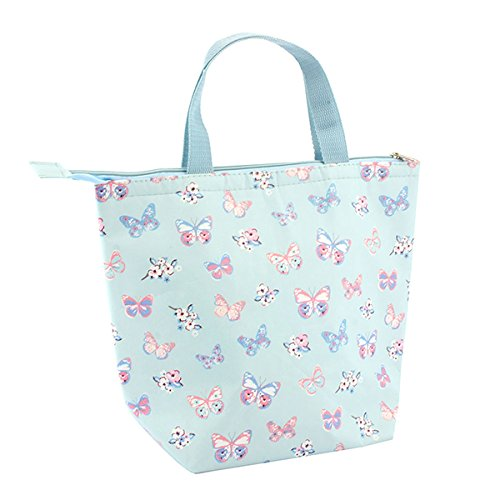 Butterfly Paradise Lunch Bag by Jennifer Rose - hanrattycraftsgifts.co.uk