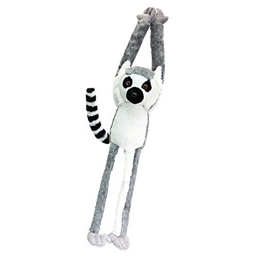 keel toys dangly 70cm lemur - hanrattycraftsgifts.co.uk
