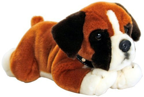 Boxer Dog Soft Toy 30cm by Keel Toys - hanrattycraftsgifts.co.uk