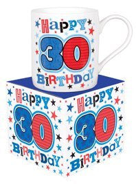 Birthday Male Gift Mug 18th 21st 30th 40th 50th 60th Simon Elvin