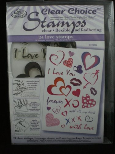 Clear Stamps - hanrattycraftsgifts.co.uk