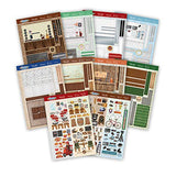 Hunkydory High Street For Him - Concept Card Collection - Makes 8 Shop Window Cards - hanrattycraftsgifts.co.uk