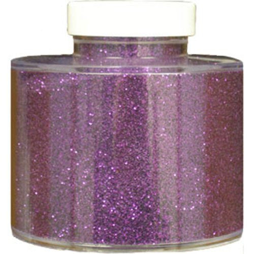 Large Violet Glitter Pot (100gm)