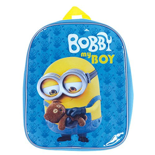 Minion Movie Bobby Boy Backpack (Small)