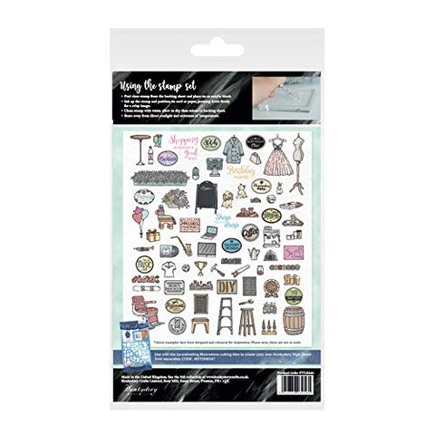 Hunkydory for The Love of Stamps - Hunkydory High Street - hanrattycraftsgifts.co.uk