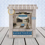 Hunkydory High Street For Him - Concept Card Collection - Makes 8 Shop Window Cards