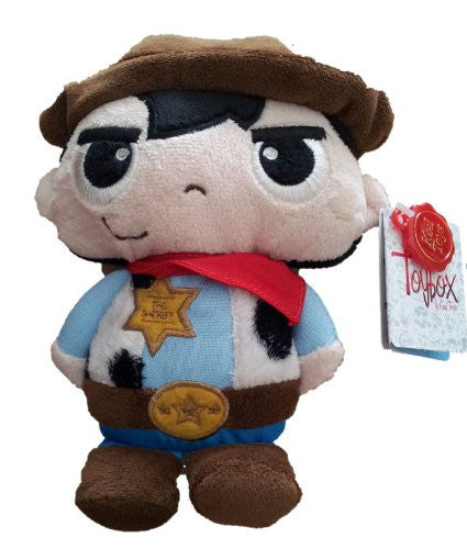 Cowboy Soft Toy - 16cm - Toybox Collection
