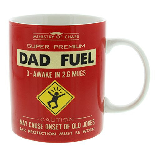 dads fuel mug from the ministry chaps - hanrattycraftsgifts.co.uk