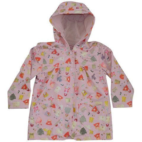 vintage dolly rain mac (2-3yrs) - hanrattycraftsgifts.co.uk