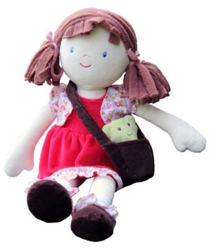 Bonikka Les Girls Rag Doll - Megan - hanrattycraftsgifts.co.uk