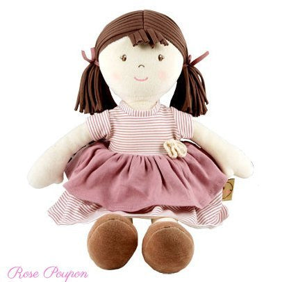 Bonikka Naturals Rag Doll - Brook - hanrattycraftsgifts.co.uk
