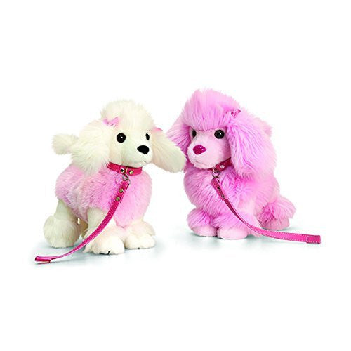 poodle on lead 30cm one at random