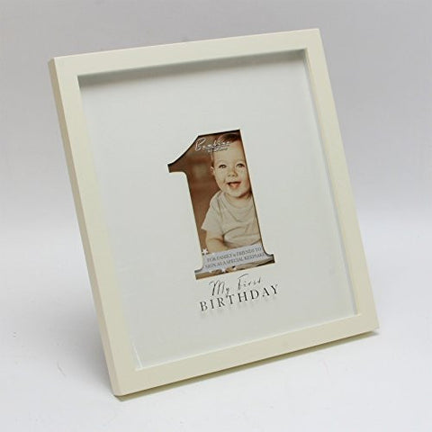 Bambino 1st birthday frame - hanrattycraftsgifts.co.uk