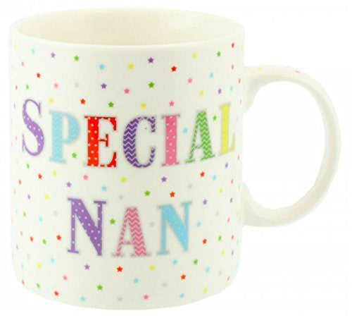 LESSER & PAVEY MUG - 'SPECIAL NAN' FINE CHINA AND BOXED - LP33527 - hanrattycraftsgifts.co.uk