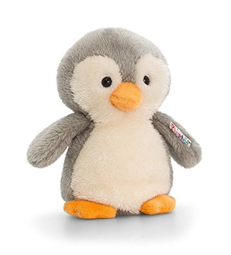 Keel Toys Pippins Penguin 15cm - hanrattycraftsgifts.co.uk