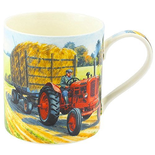 Country Life Mug Red Tractor - hanrattycraftsgifts.co.uk