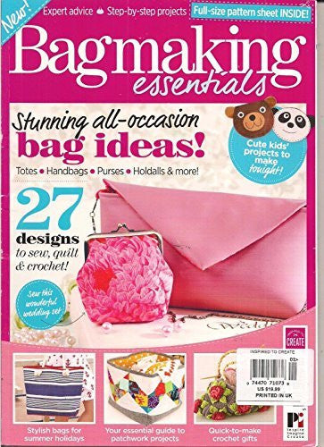 bagmaking essentials issue 02