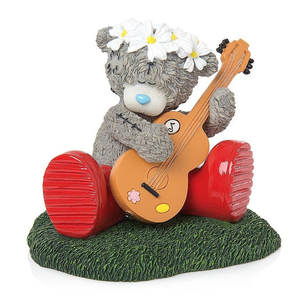 Me to You Music To My Ears Hippy Guitar Collectable Figurine May 2016 - hanrattycraftsgifts.co.uk