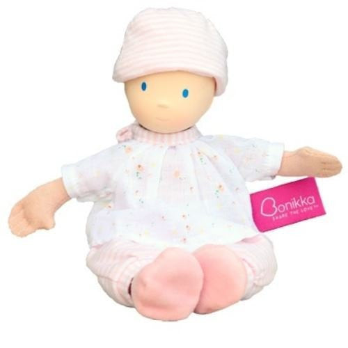 Imajo Rag Dolls Bonikka Collection - Ruby in Pyjamas - Small - 24cm - RUB02 - hanrattycraftsgifts.co.uk