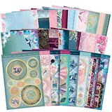 Hunkydory Eastern promise Luxury topper Collection - hanrattycraftsgifts.co.uk