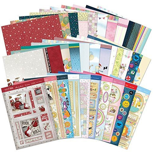 Tots 2 Teens - Luxury Card Collection - Hunkydory