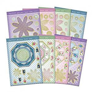 hunkydory oriental bloom lotus blossoming box project