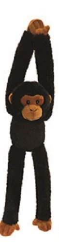 Keel Toys 65cm Hanging Chimpanzee Soft Toy - hanrattycraftsgifts.co.uk