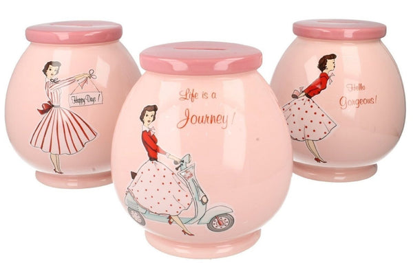 mrs smith  money box  one supplied