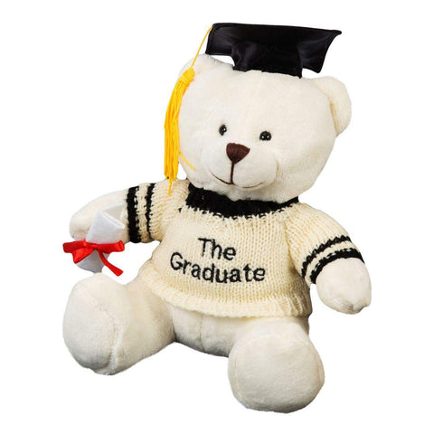 Graduation Plush Teddy 17' - Happy Graduation