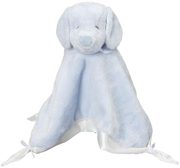"Plush Blue Dog Lil' Snugglers 13"" - hanrattycraftsgifts.co.uk"