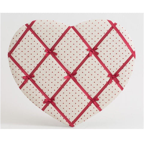 Red Heart Memo / Notice Board
