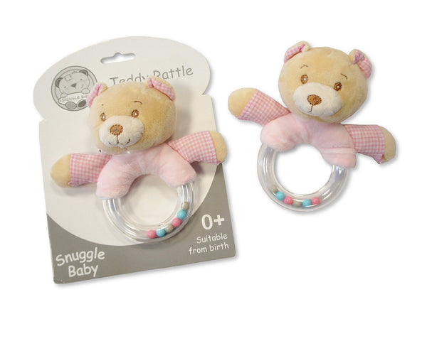 Baby Rattle Soft Toy Gift