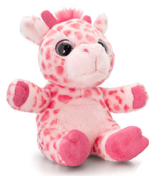 Wild Pink Animals - Monkey, Bear, Elephant, Lion, Tiger or Giraffe (Giraffe)