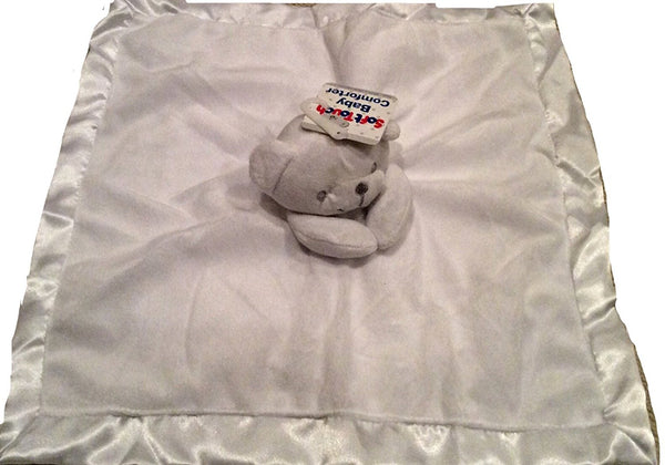 Soft Touch Baby Comforter - hanrattycraftsgifts.co.uk