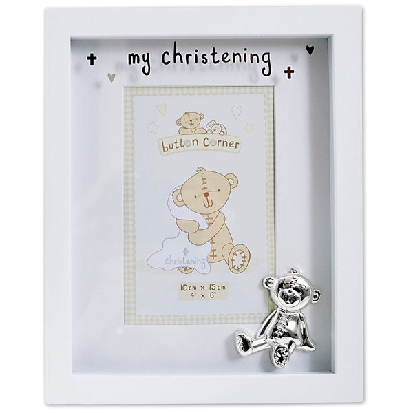 Photo Frame My Christening - hanrattycraftsgifts.co.uk