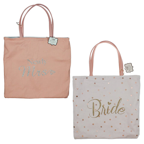 Always Forever' Reversable Tote Bag - Bride/Newly Mrs