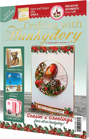 Hunkydory Crafting With 42 ~ Project Magazine ~ Ultimate Guide to Cardmaking