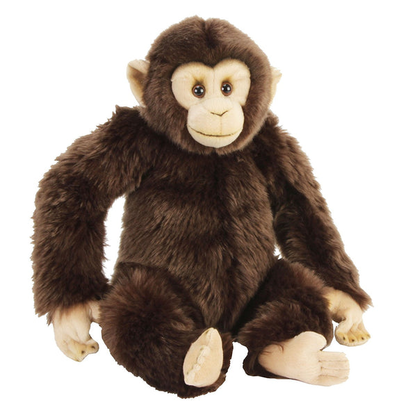 Animal Planet Plush Toy Monkey CHIMPANZEE 11""