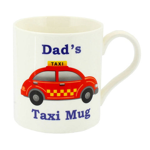 dads taxi oxford mug - hanrattycraftsgifts.co.uk