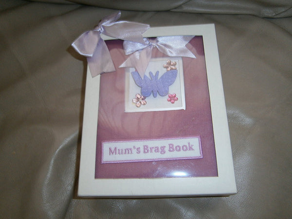 mums brag book album - hanrattycraftsgifts.co.uk