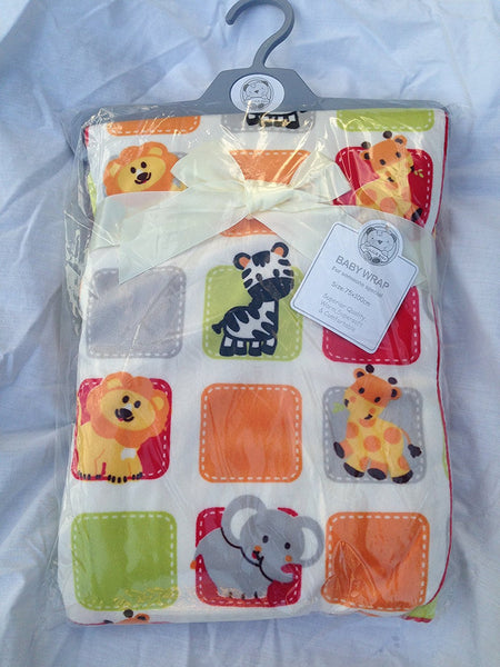 BABY WRAP OR BLANKET FOR PRAM OR CRIB - hanrattycraftsgifts.co.uk