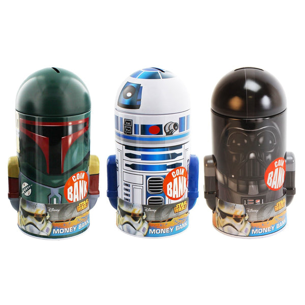 Star Wars Money Boxes Random design - hanrattycraftsgifts.co.uk