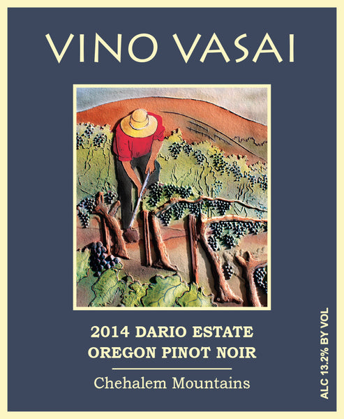 2014 Dario Estate Pinot Noir