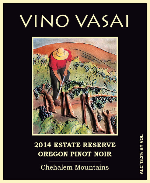 2014 Estate Reserve Pinot Noir