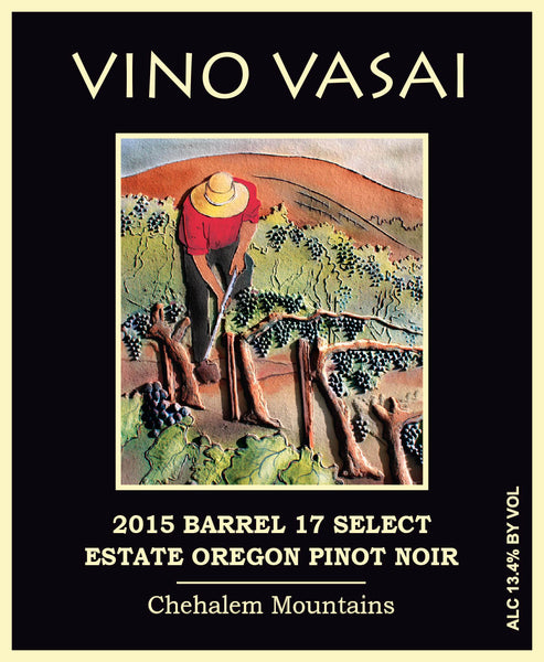 2015 Barrel 17 Select Estate Pinot Noir