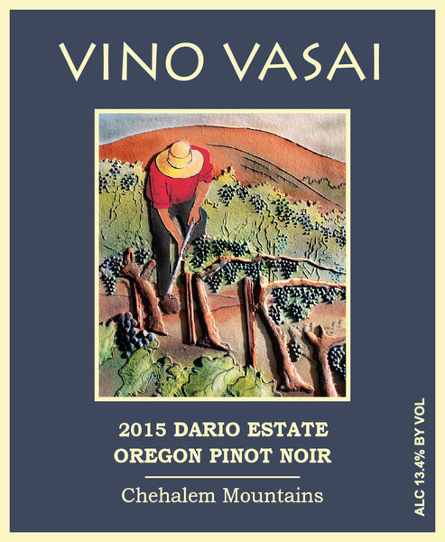 2015 Dario Estate Pinot Noir