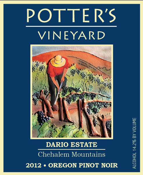 2012 Dario Estate Pinot Noir