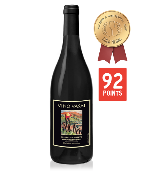 2015 Estate Reserve Pinot Noir