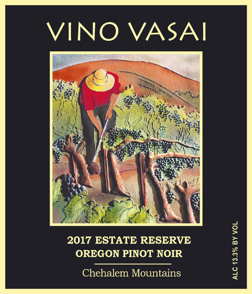 2017 Estate Reserve Pinot Noir