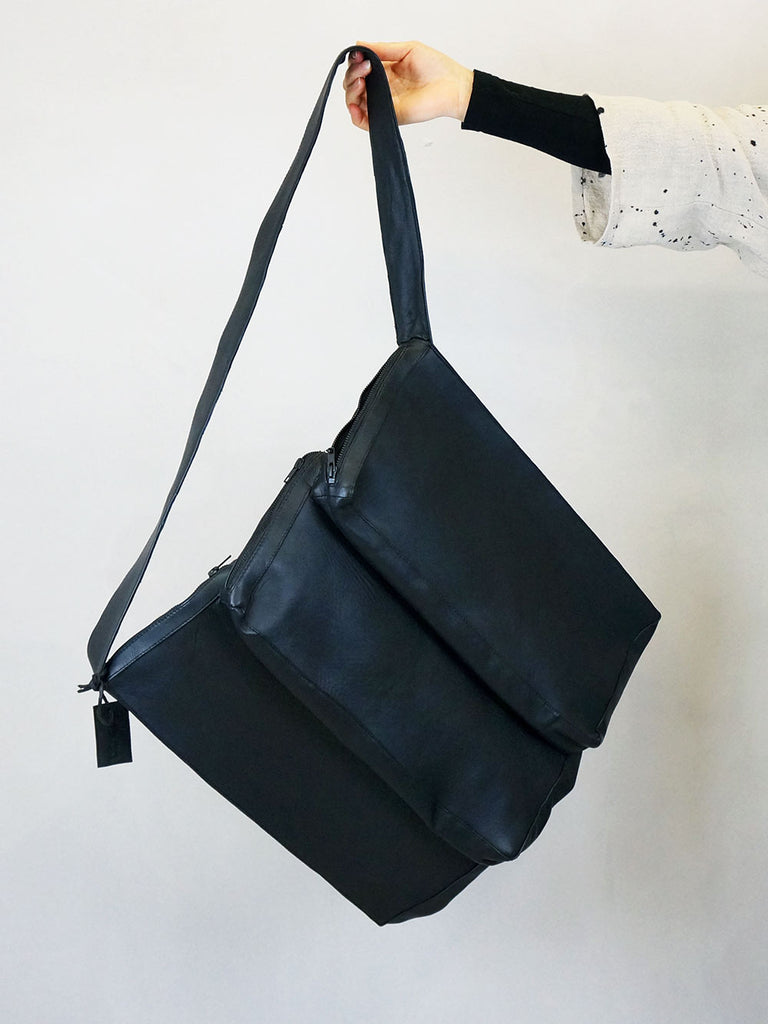 Black By K&M Layered Bag Pick Up The Pieces